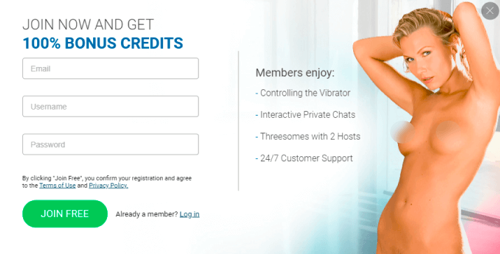 imlive registration proccess